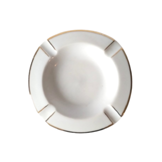 Popielniczka vintage Bogucice porcelanowa Retrogabinet
