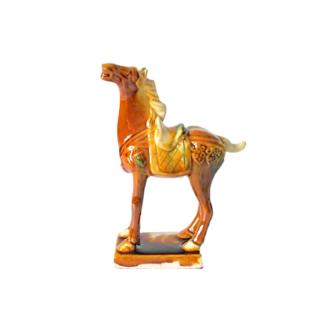 Figurka koń ceramika Retrogabinet