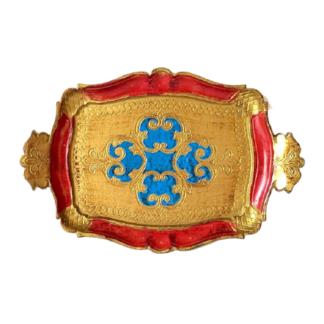 Taca Tacka vintage włoska Retrogabinet